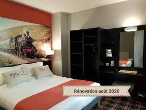 Hébergement de l'établissement Hotel Victoria Lyon Perrache Confluence