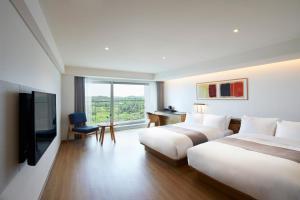 A room at Lahan Select Gyeongju