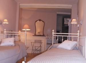 A bed or beds in a room at Bed & Breakfast Sant'Erasmo