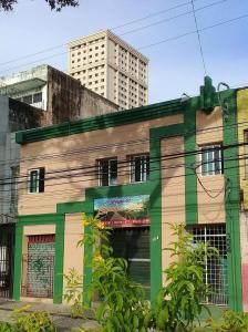 The facade or entrance of Pousada Caminho do Mar