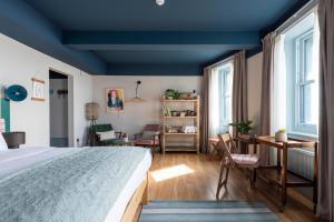 A room at Selina Brighton