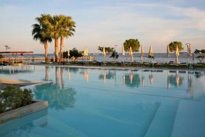 The swimming pool at or near Crowne Plaza Limassol