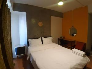 A room at Isleep Guesthouse