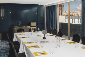 Konferenční prostory v ubytování PLEY Hotel