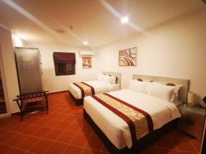 A room at Mclane Boutique Hotel