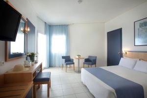A room at Hotel Creta Princess Aquapark & Spa