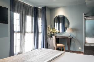 A room at Pamplona Catedral Hotel