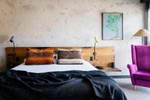 A room at Ovolo Nishi