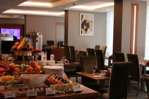Ресторан / где поесть в Holiday Inn Kuwait Al Thuraya City