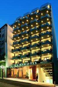 Edificio in cui si trova l'hotel