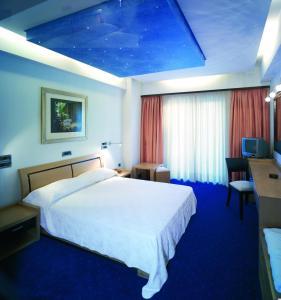 Letto o letti in una camera di Centrotel Hotel