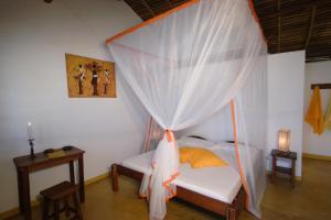 Letto o letti in una camera di Sambatra Bed and Breakfast