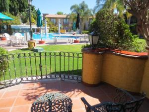 Piscina di Gran Hotel Hacienda De La Noria o nelle vicinanze