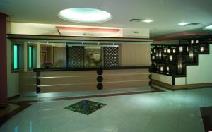 Hall o reception di Centrotel Hotel