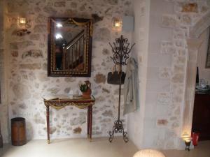 Ванная комната в Antica Dimora Suites