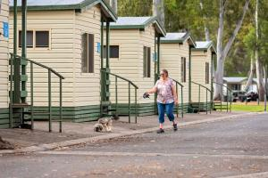 Guests staying at Discovery Parks - Clare