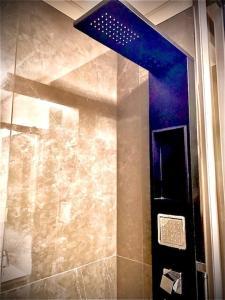 A bathroom at Hotel La Stella D'Italia