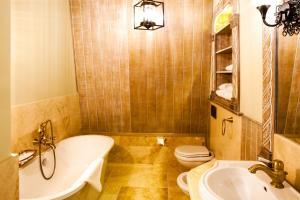 Ванная комната в Villa Toscana