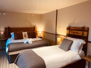 A room at Minster Walk Guesthouse