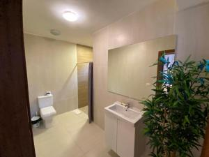 A bathroom at Punta Cana Bavaro Suites Pool