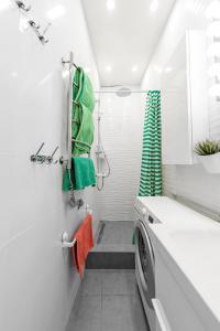 Ванная комната в Acter Galaxy