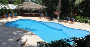 A view of the pool at Esencia Hotel and Villas or nearby