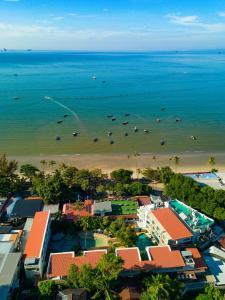 A bird's-eye view of The L Resort Krabi