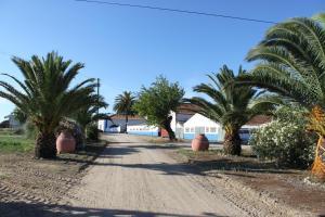 A piscina em ou perto de Monte Da Serralheira Agro Turismo