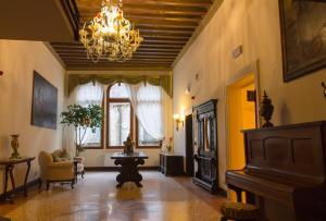 Area soggiorno di Hotel Sant'Antonin
