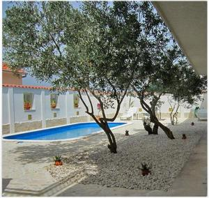 The swimming pool at or close to Fresh Apartments Dar Orlic