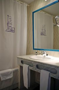 Un baño de Hotel Llafranch
