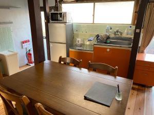 Misaki345にあるキッチンまたは簡易キッチン