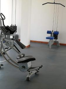 The fitness centre and/or fitness facilities at Asiasoleil