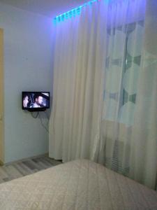 Кровать или кровати в номере BurunHotel
