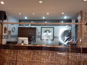 El lobby o recepción de Hotel APM Punta Mogotes