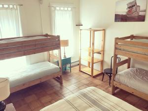 A bunk bed or bunk beds in a room at HI Point Reyes Hostel