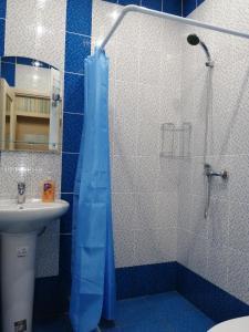 A bathroom at Sokol Apart-Hotel