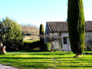 Jardin de l'établissement Chambre D'hôte La Beaudine