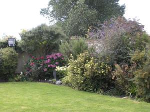 A garden outside Manor Farm Oast