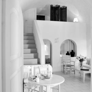 Εστιατόριο ή άλλο μέρος για φαγητό στο Andromeda Villas & Spa Resort