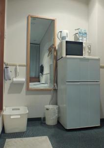 ホテル&コンドミニアム エアーベストにあるバスルーム