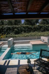 The swimming pool at or near Castelli Hotel-Adults Only