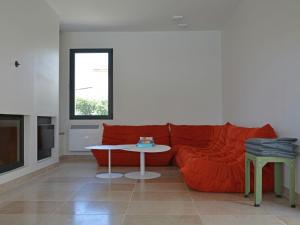 A seating area at Villa Les Collines