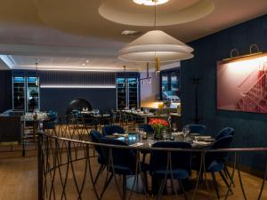 A restaurant or other place to eat at Radisson Blu Royal Viking Hotel, Stockholm