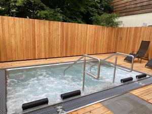 The swimming pool at or near Christophorus Mountain Residence