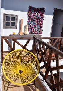 Balcon ou terrasse dans l'établissement Dar Dayana