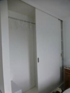 A bathroom at Posada Carmela