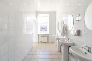Ванная комната в Отель Волна