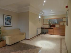 Uma área de estar em Hotel Nossa Senhora da Saude