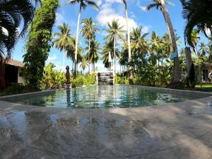 The swimming pool at or near Asian Secret Resort